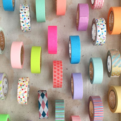 Masking Tape - Shocking Pink