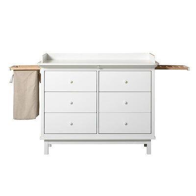 Oliver Furniture Seaside vasketøyspose til Seaside kommode m. 6 skuffer