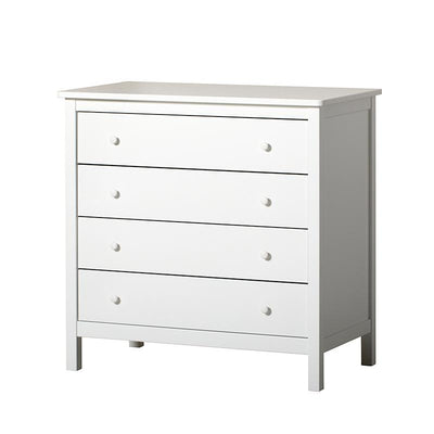 Oliver Furniture Seaside kommode m. 4 skuffer
