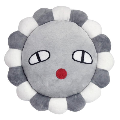 LuckyBoySunday pute, Polly Flower - Grey