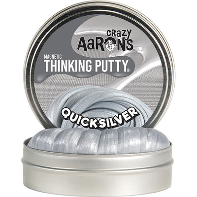 Crazy Aarons slim, Large - Quicksilver magnetic