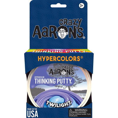 Crazy Aarons slim, Large - Twillight Hypercolor