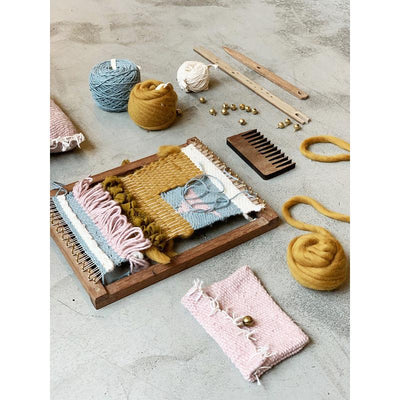 Numero 74 Weaving Kit Joy one, Vevesett - Mix colors