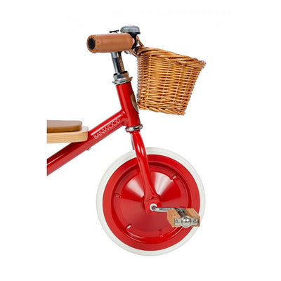 Banwood Trehjulssykkel, Trike - Red