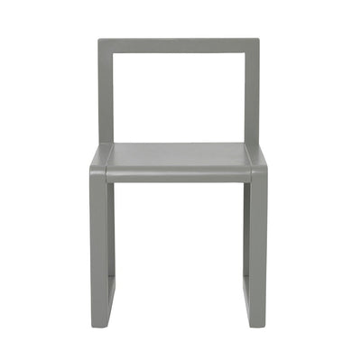 ferm Living barnestol, Little Architect Chair - grey