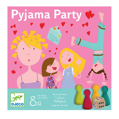 Djeco spill, Pyjamas party
