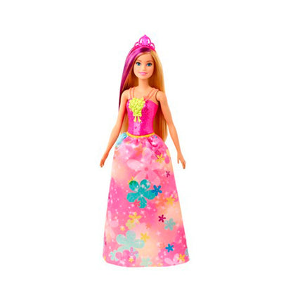 Barbie dukke, Dreamtopia Princess - Rosa diadem