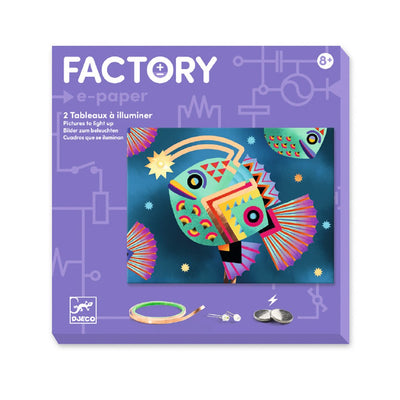 Djeco Factory, Art - Technology, Havets dyp