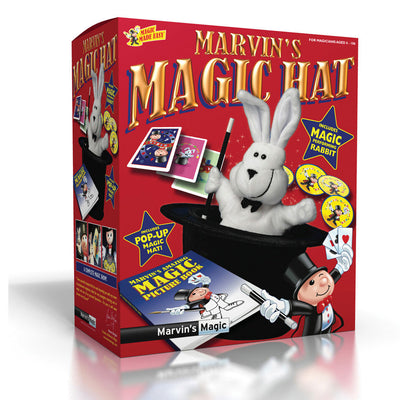 Marvins Magic tryllesett, Rabbit & Top hatt