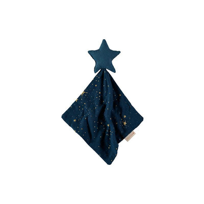 Nobodinoz koseklut, Star Doudou - gold Stella midnight blue