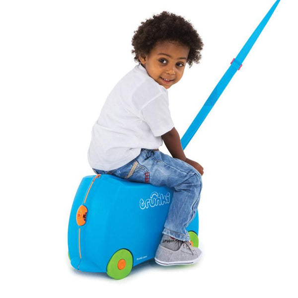 Barnekoffert, Trunki - Terrence