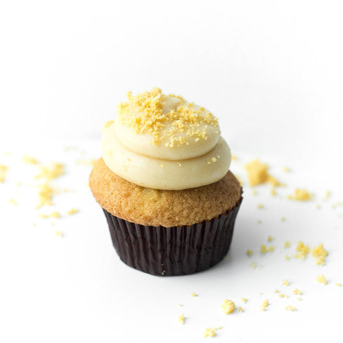 Corn Maple Cupcake