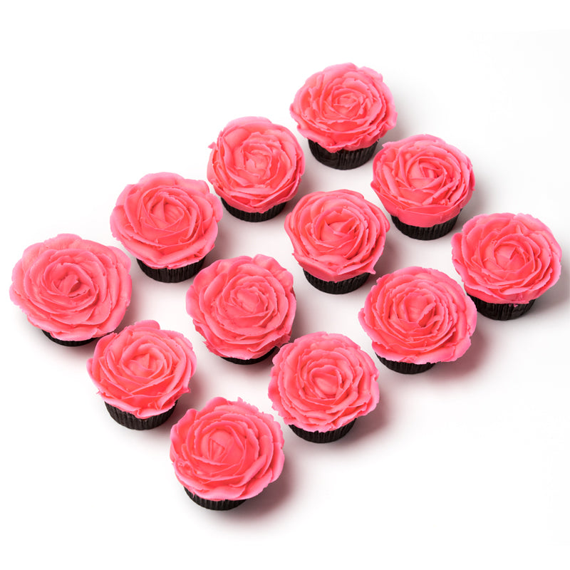 The Roses Are Pink Dozen