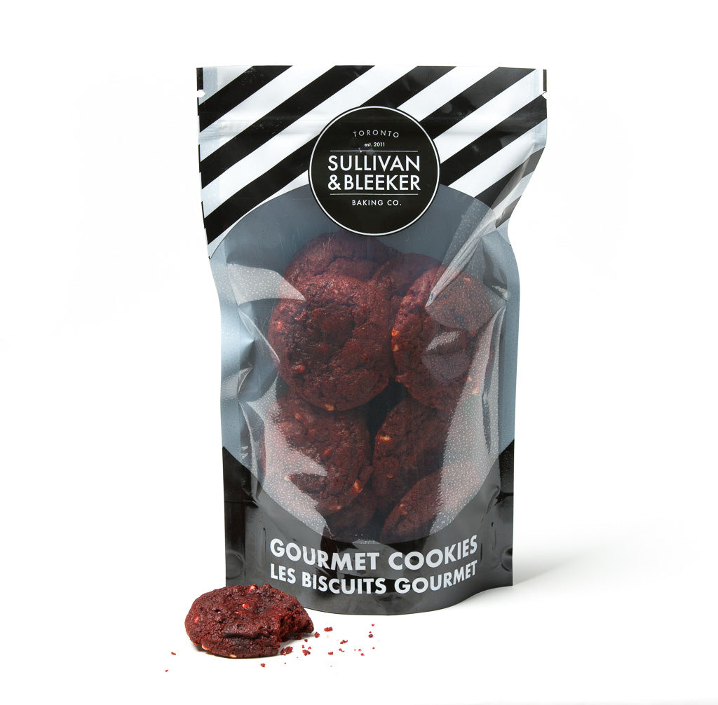 Red Velvet Mini Cookie Pack