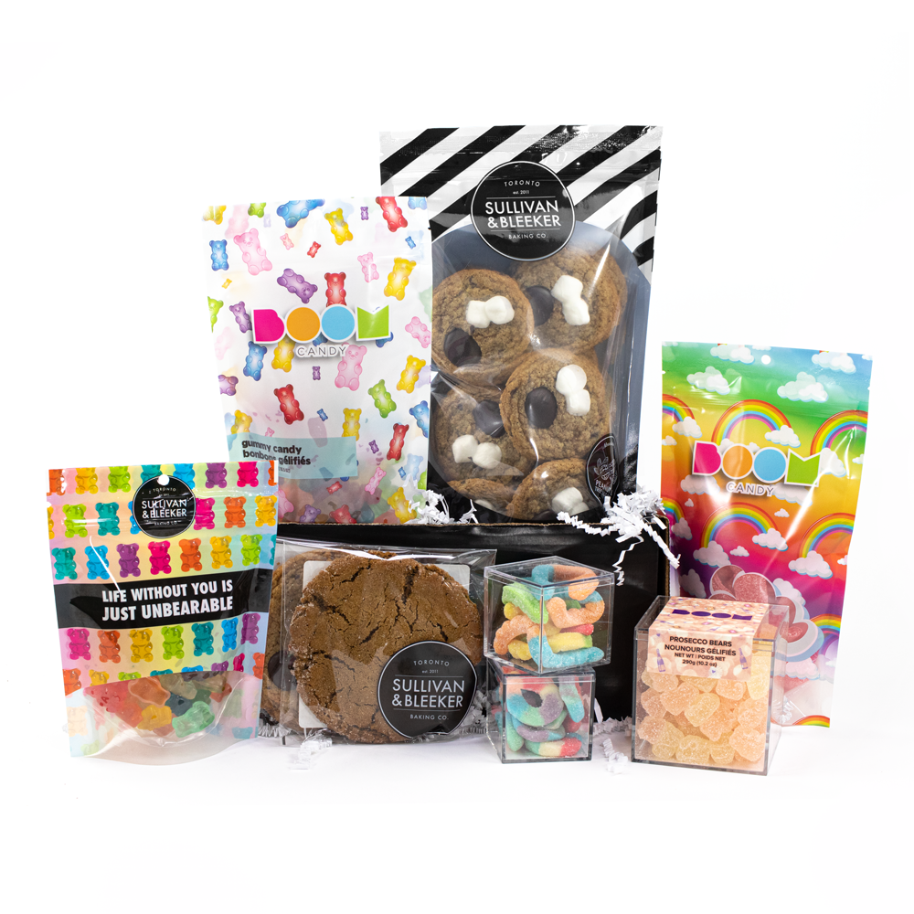Cookie & Candy Gift Box