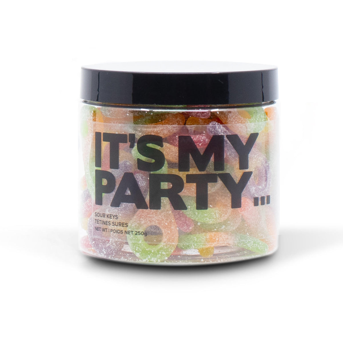 """It's My Party..."" Candy Tub"