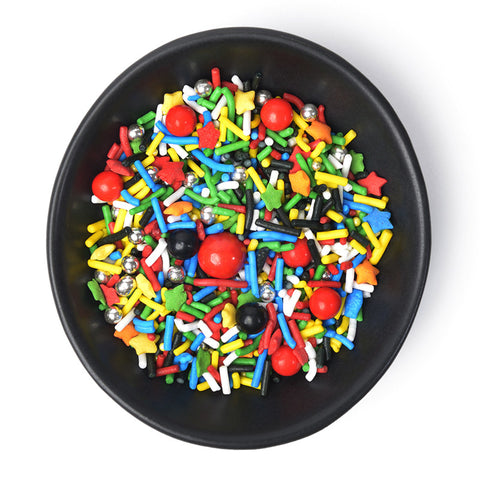 Super Hero Mix Sprinkles