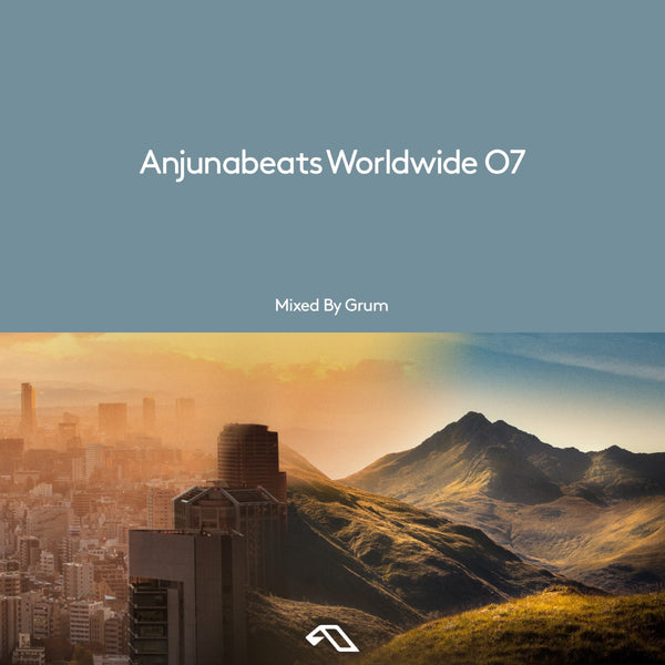 Anjunabeats Worldwide 07 - Mixed by Grum CD (Signed) PRE-ORDER