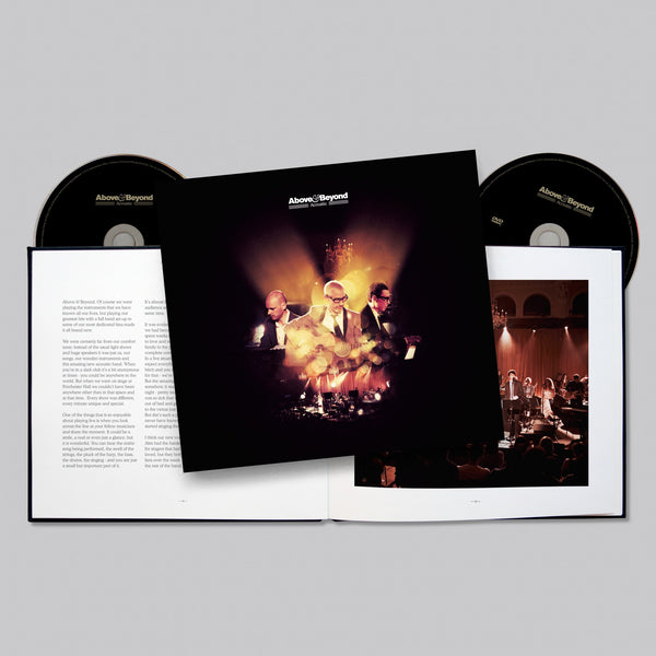 Above & Beyond - Acoustic Special Edition Photographic Book (CD/DVD) [PAL]