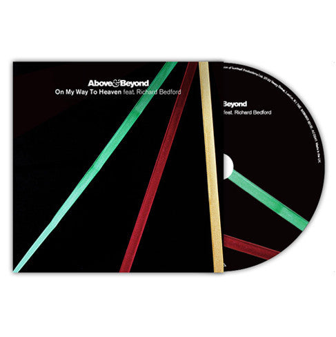 Above & Beyond feat. Richard Bedford - 'On My Way To Heaven' CD Single