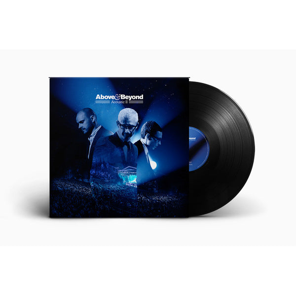 Above & Beyond Acoustic II Vinyl - Half-Speed Mastered