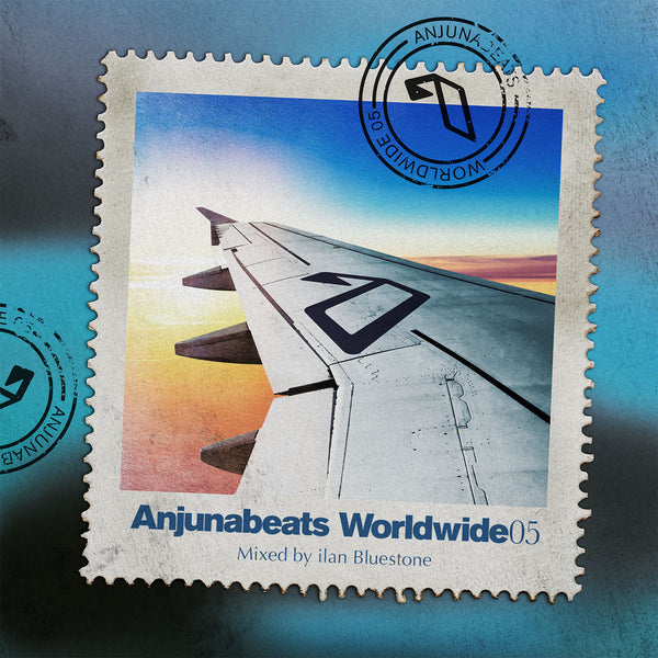 Anjunabeats Worldwide 05 - Mixed By Ilan Bluestone CD