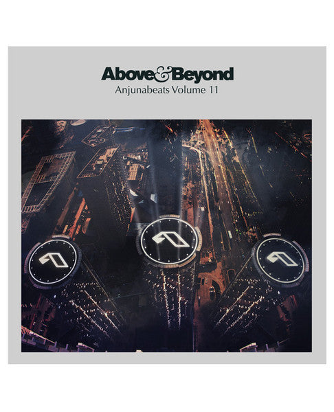 Anjunabeats Volume 11 CD mixed by Above & Beyond