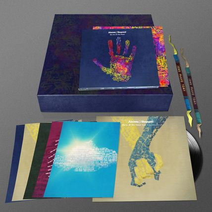 Above & Beyond ''We Are All We Need'' Boxset