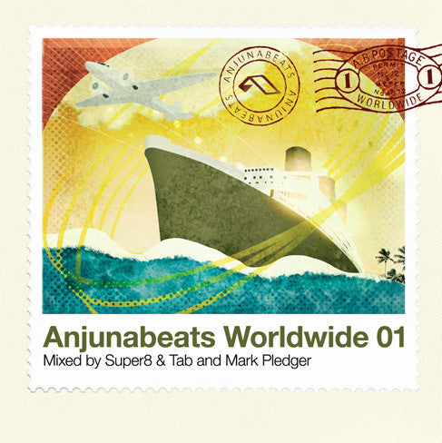 Anjunabeats Worldwide 01 CD