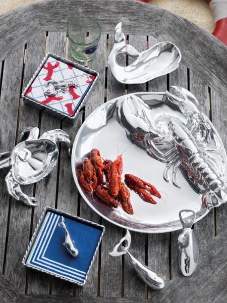Lobster Clam Bake Accessories!! www.oceanbludesigns.com