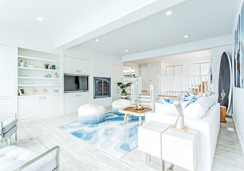 Ocean Blu Designs - Interior Design Portfolio - Center Moriches, Long Island, New York, NY