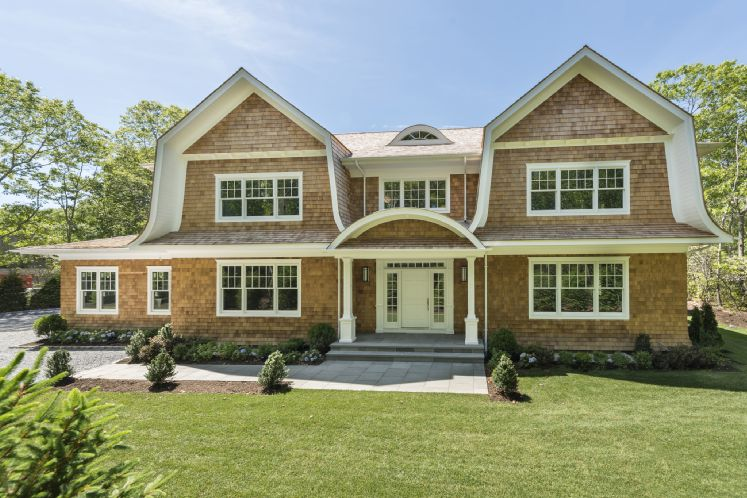 Hampton Home in Sagaponack, NY - House for sale! www.oceanbludesigns.com