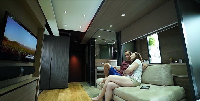 smart house in hong kong tiny homes