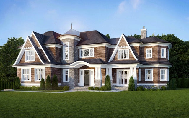 Ocean Blu Designs New Construction, Long Island, NY - Sands Point