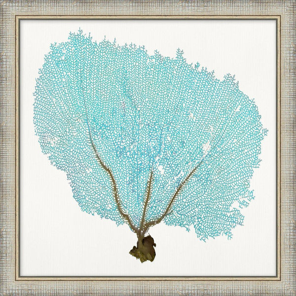 Coastal Beach House Coral Wall Art! Www.oceanbludesigns.com