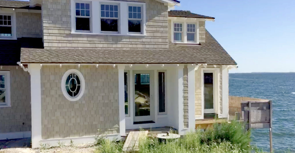 Madison Builder & Ocean Blu Designs Collaboration Project - Old Lyme, Conneticut
