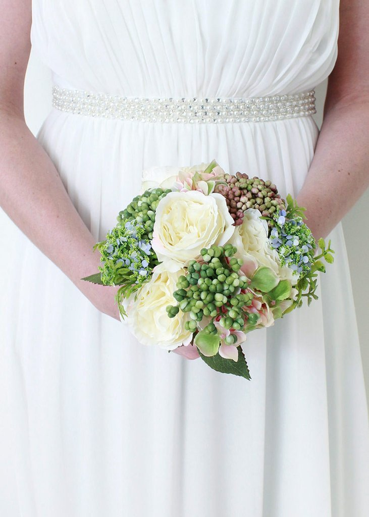 Beach Wedding Flower Bouquet Ideas