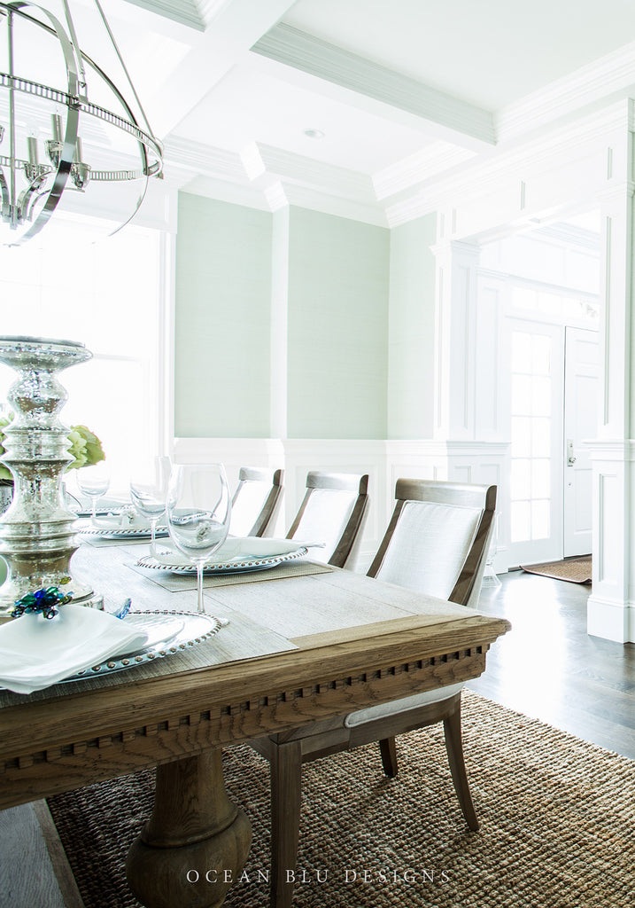 Repin ~ Save for later! Our 5 best Dining Room Designs. www.oceanbludesigns.com