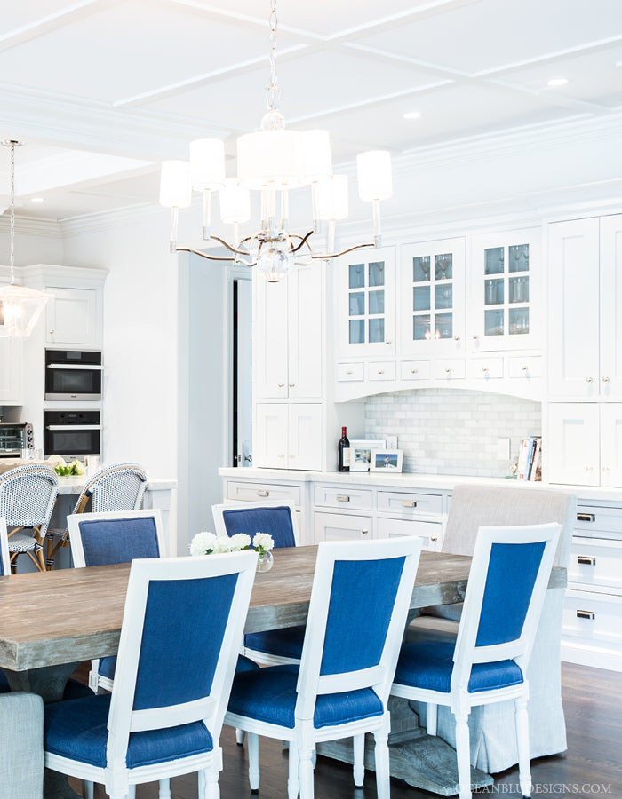 Coastal Home Design, New York | Kitchen & Casual Dining