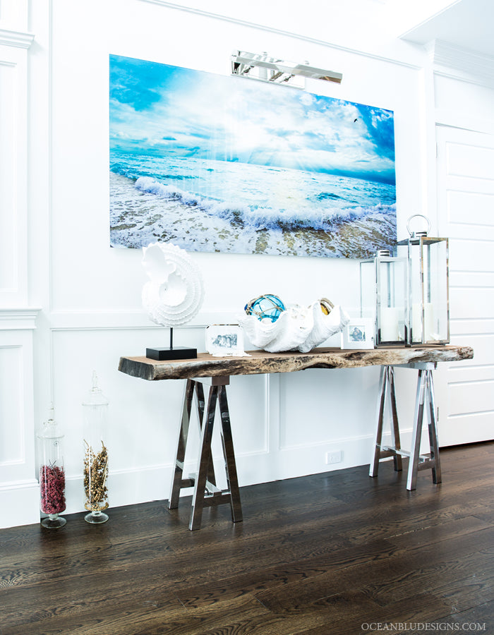 Ocean Blu Designs_Coastal Home Design & Decor Accents