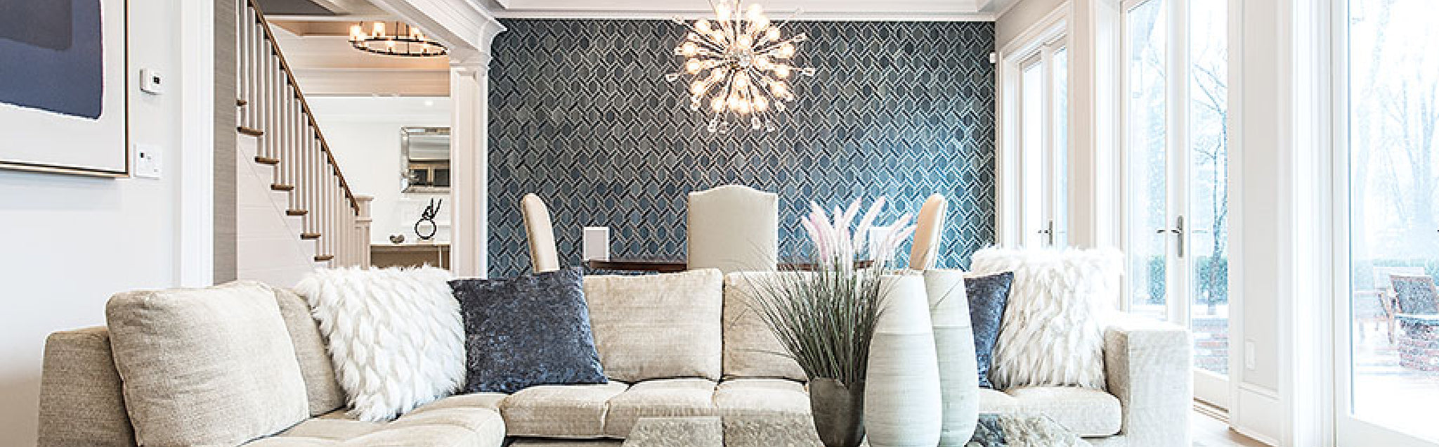 Ocean Blu Designs - Interior Designers serving the NY Metropolitan, Hamptons and Long Island area.