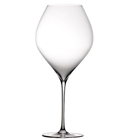 "ZAFFERANO ""VEM"" Wine Glass for Important & Aged Reds"