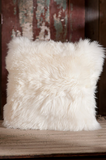 Fur Sheepskin Fluff Pillow Cushion