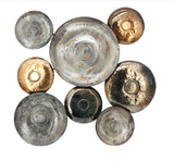 Metal Disc Wall Decor