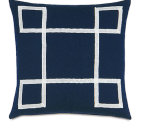 Croquet Pillow
