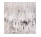 Abstract Black and White Modern Wall Art