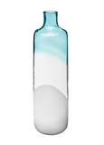 Clouds and Sky Vase -Lg