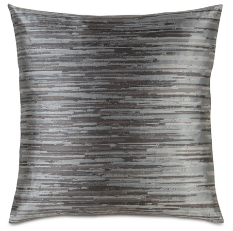 PEWTER ACCENT PILLOW
