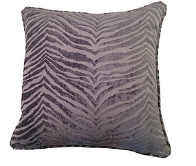Hunter Charcoal Accent Pillow
