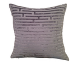 CHARCOAL NADINE ACCENT PILLOW